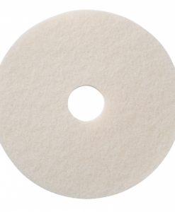 Vloerpad 16 inch kleur wit. Voor het polijsten van de vloer
