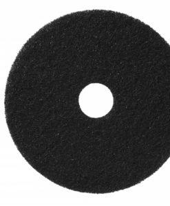 Vloerpad 14 inch kleur zwart. Zwaar vervuilde vloer reiniger