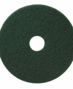 Vloerpad 16 inch kleur groen. Voor het schrobben van de vloer