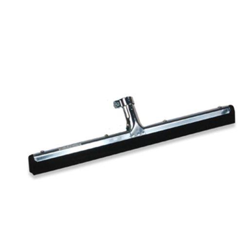 Vloertrekker zwart, formaat: 60cm.