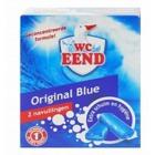WC eend, Tblok blue, navulling, 2x 50 gr.