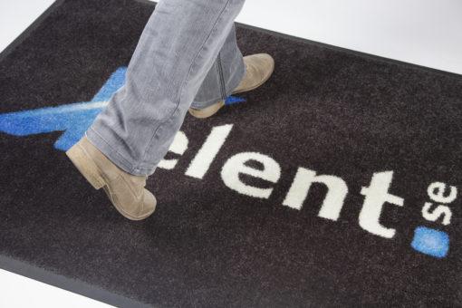 Inloopmat met logo